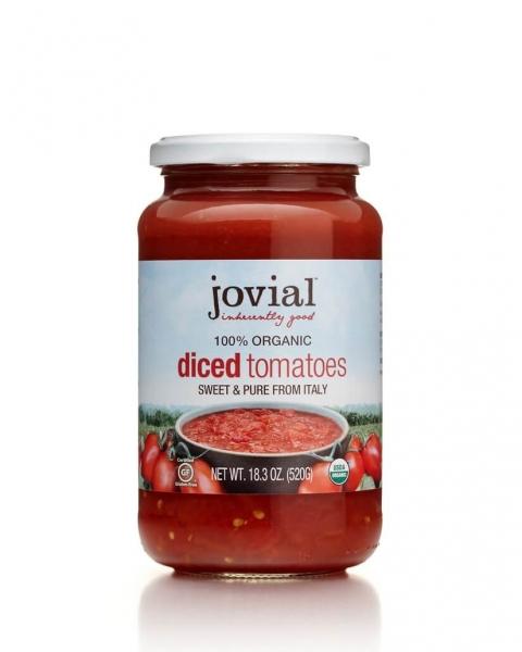 Jovial Organic Diced Tomatoes