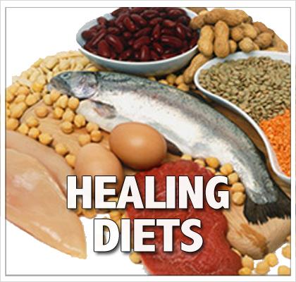 HEALING DIETS