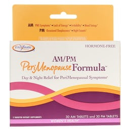 ENZYMATIC THERAPY AM/PM Perimenopause Formula - - Herbal perimenopause relief formula- Same exact formula as Integrative Therapeutics at 1/2 the price