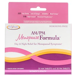 ENZYMATIC THERAPY AM/PM Menopause FormulaMenopause Relief - - Herbal Menopause relief formula- Same exact formula as Integrative Therapeutics at 1/2 the price