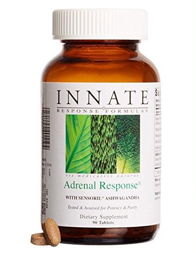 INNATE RESPONSE FORMULASAdrenal ResponseStress & Adrenal Fatigue -