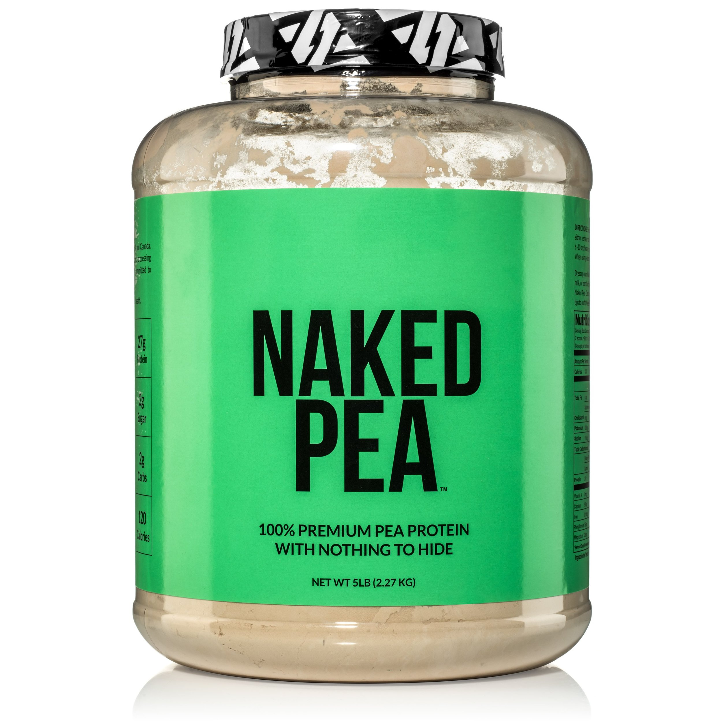 NAKED Pea Protein Powder - - Exclusively from environmentally-friendly farms in the U.S. and Canada- Vegan, non-GMO, soy-free, gluten-free, and dairy-free- No artificial sweeteners, flavors, or colors▶️ to choose a flavor, click on one of the options below:🥦 Unflavored🌱 Vanilla🍫 Chocolate