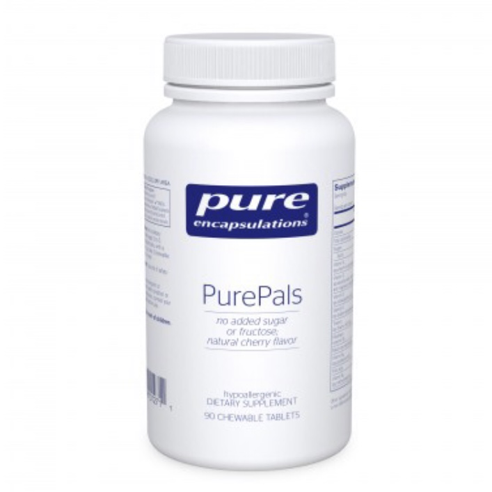 PURE ENCAPSULATIONSPure Pals Chewables - For Kids 2 and Up