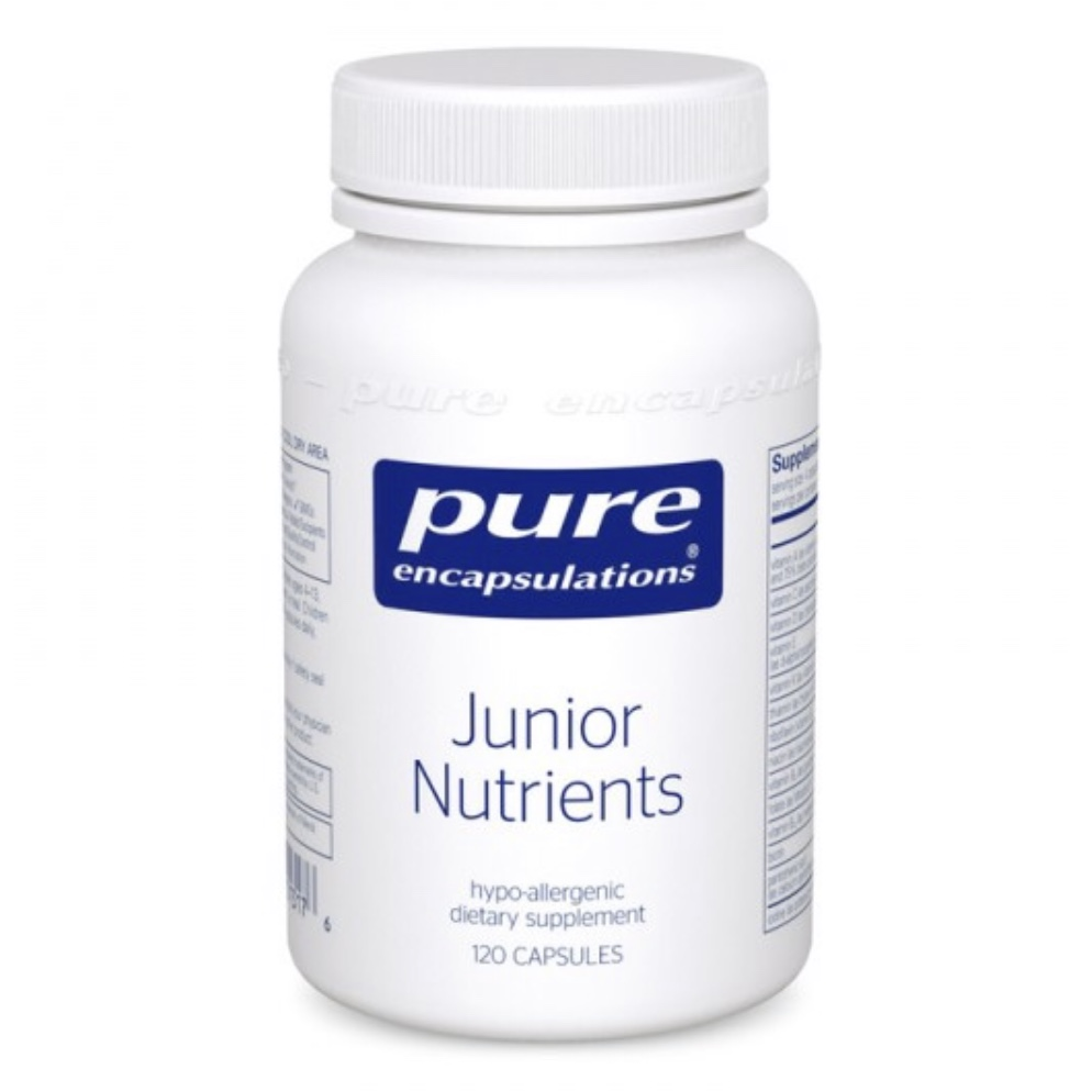 PURE ENCAPSULATIONSJunior Nutrients - For Kids 4 and Up