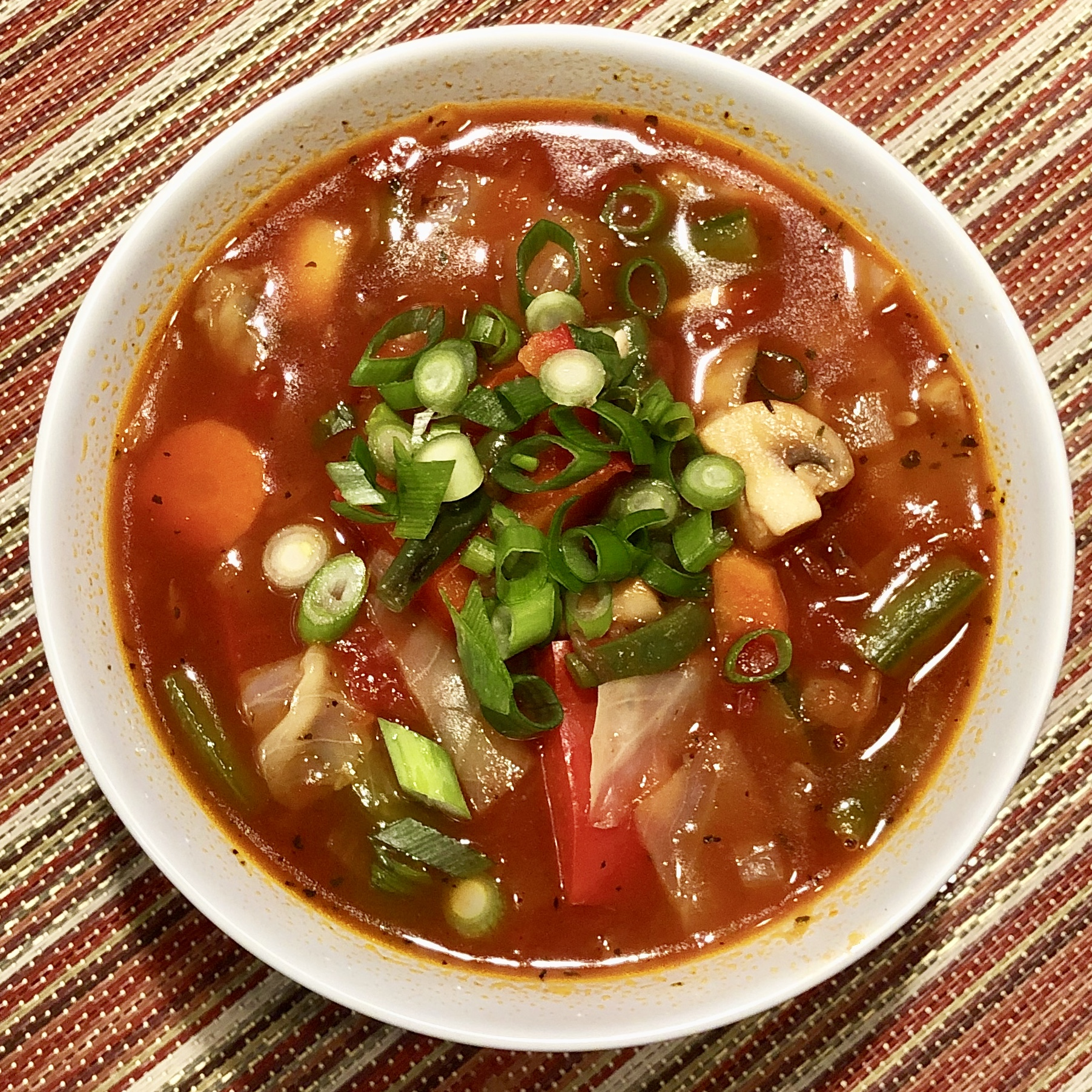 Skinny Detox Veggie Stew Recipe - NEWTRITION NEWYOU