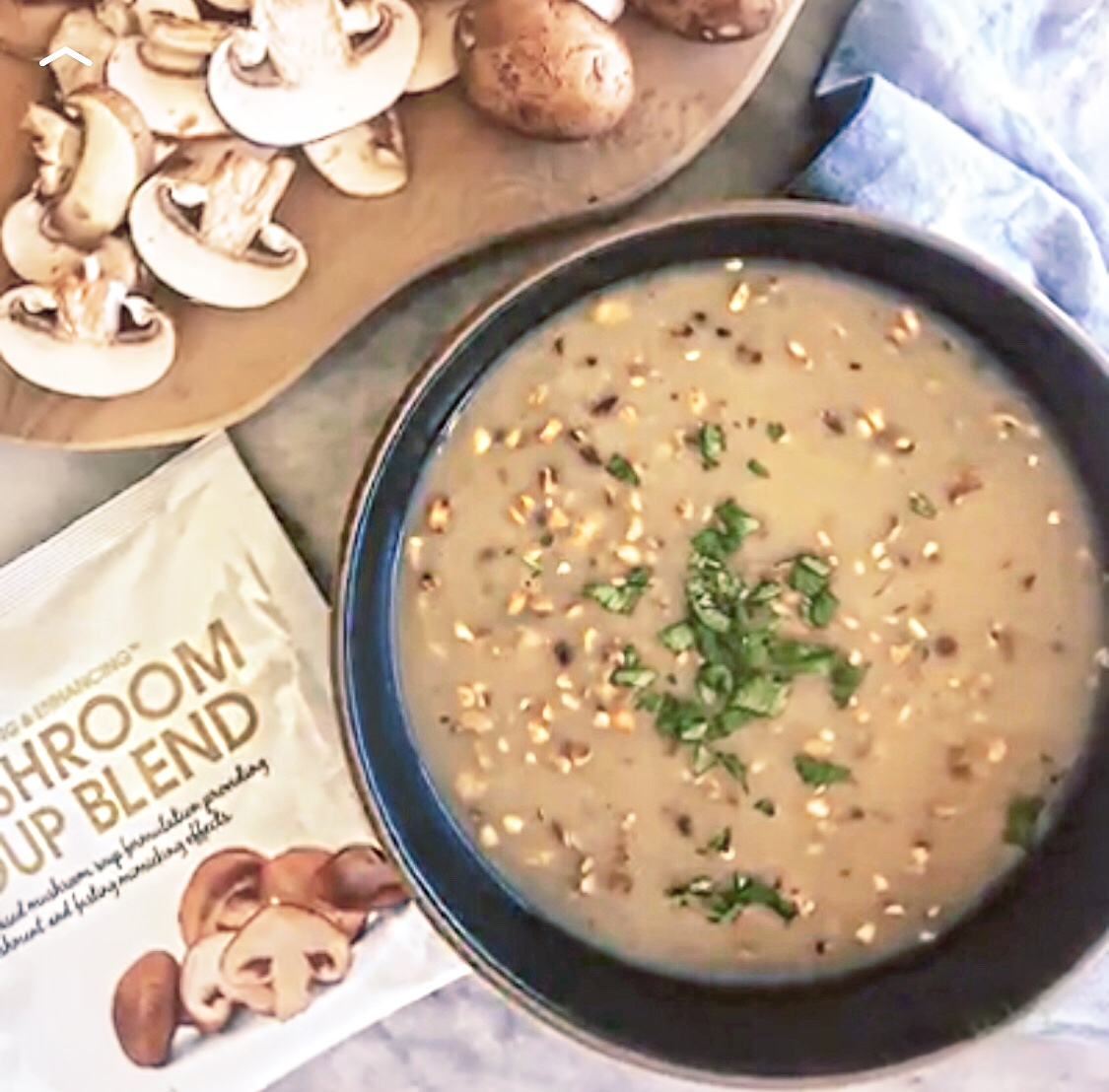 ProLon Fast Mimicking Diet (FMD) Mushroom Soup