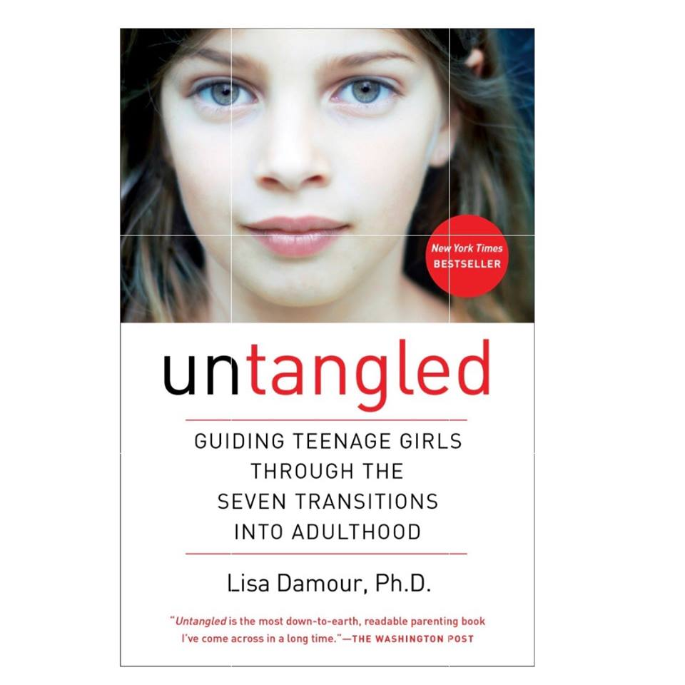 Untangled: Guiding Teenage Girls Through the Seven Transitions Into Adulthoood -