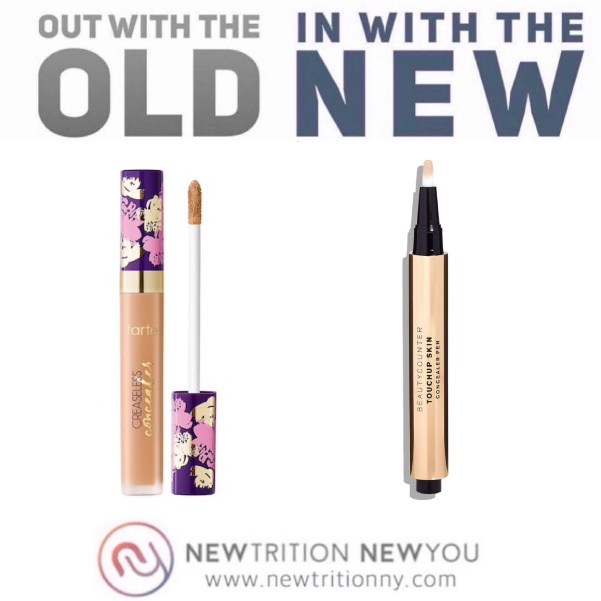Ditch and Switch Tarte Concealer for Beautycounter Concealer