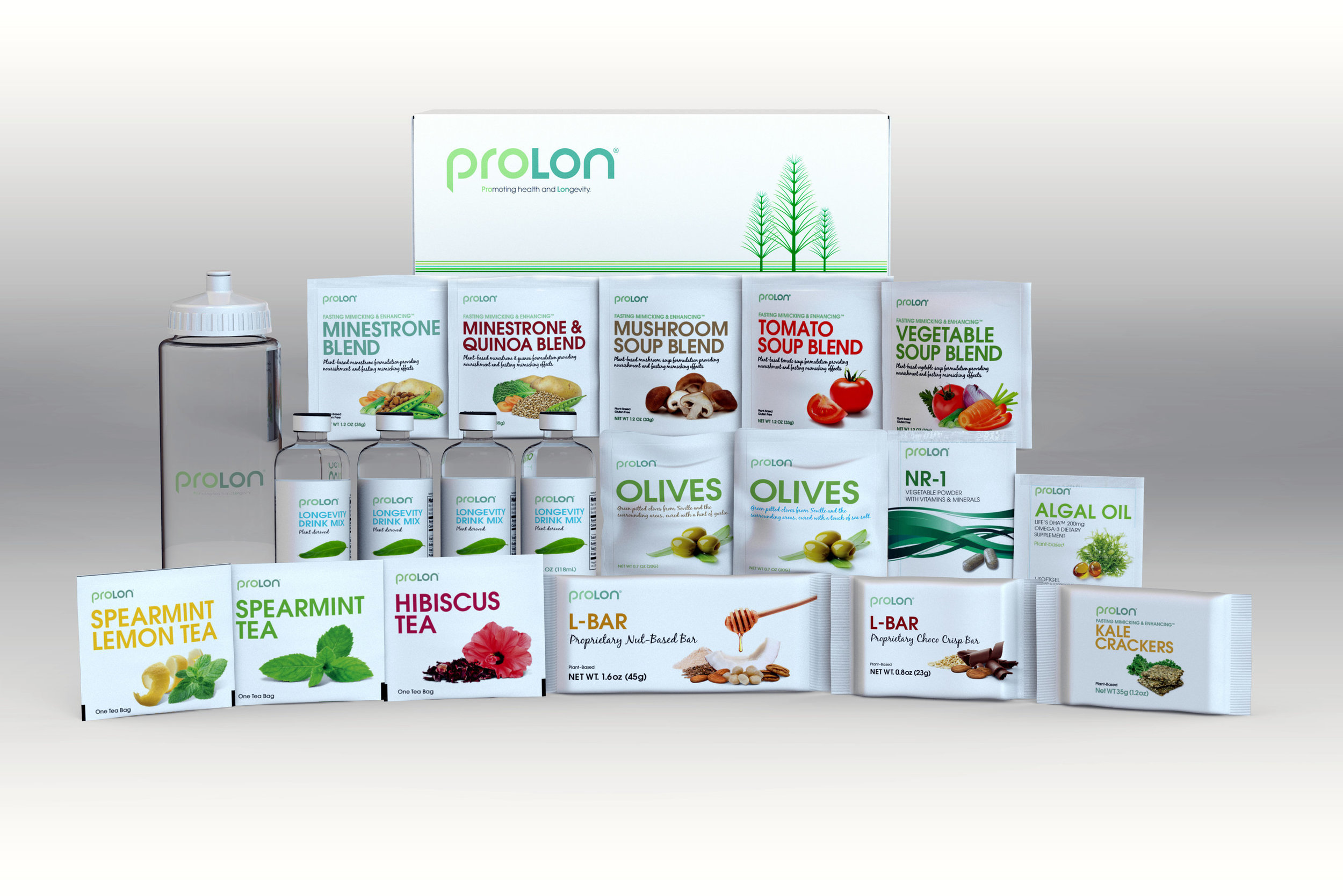 ProLon Fasting Mimicking Diet (FMD) -