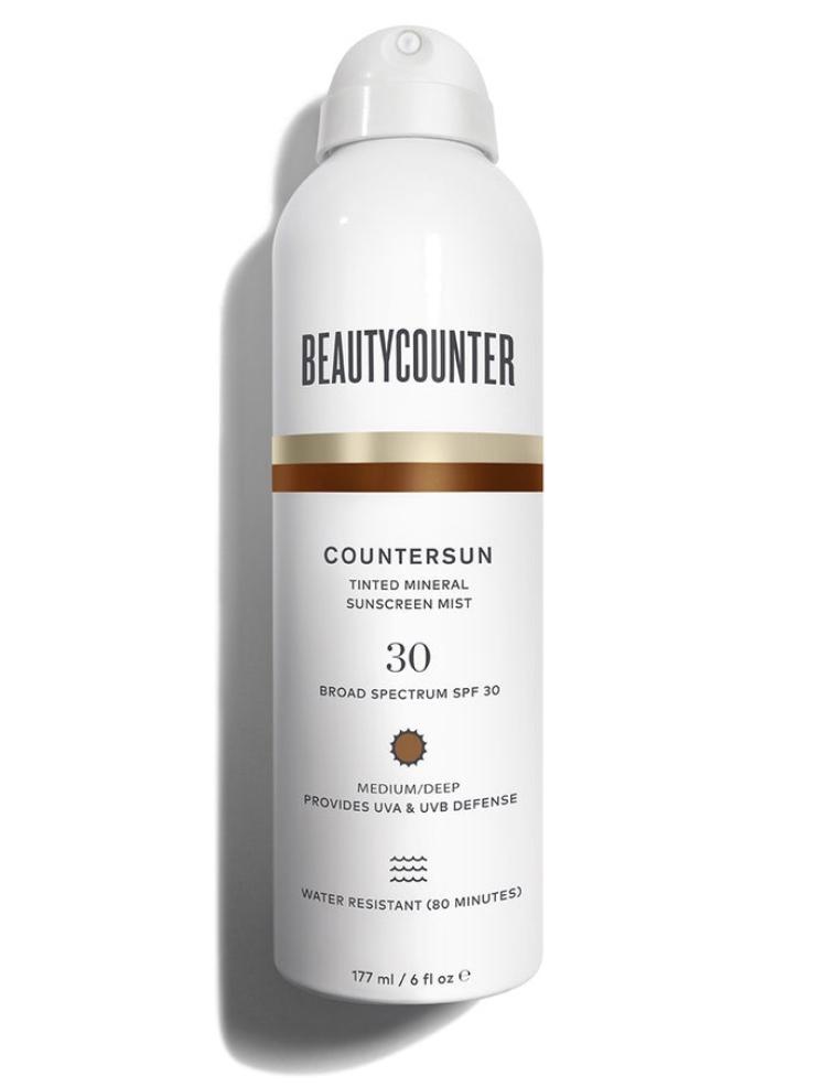 BEAUTYCOUNTER Countersun Tinted Mineral Sunscreen Mist SPF 30 -