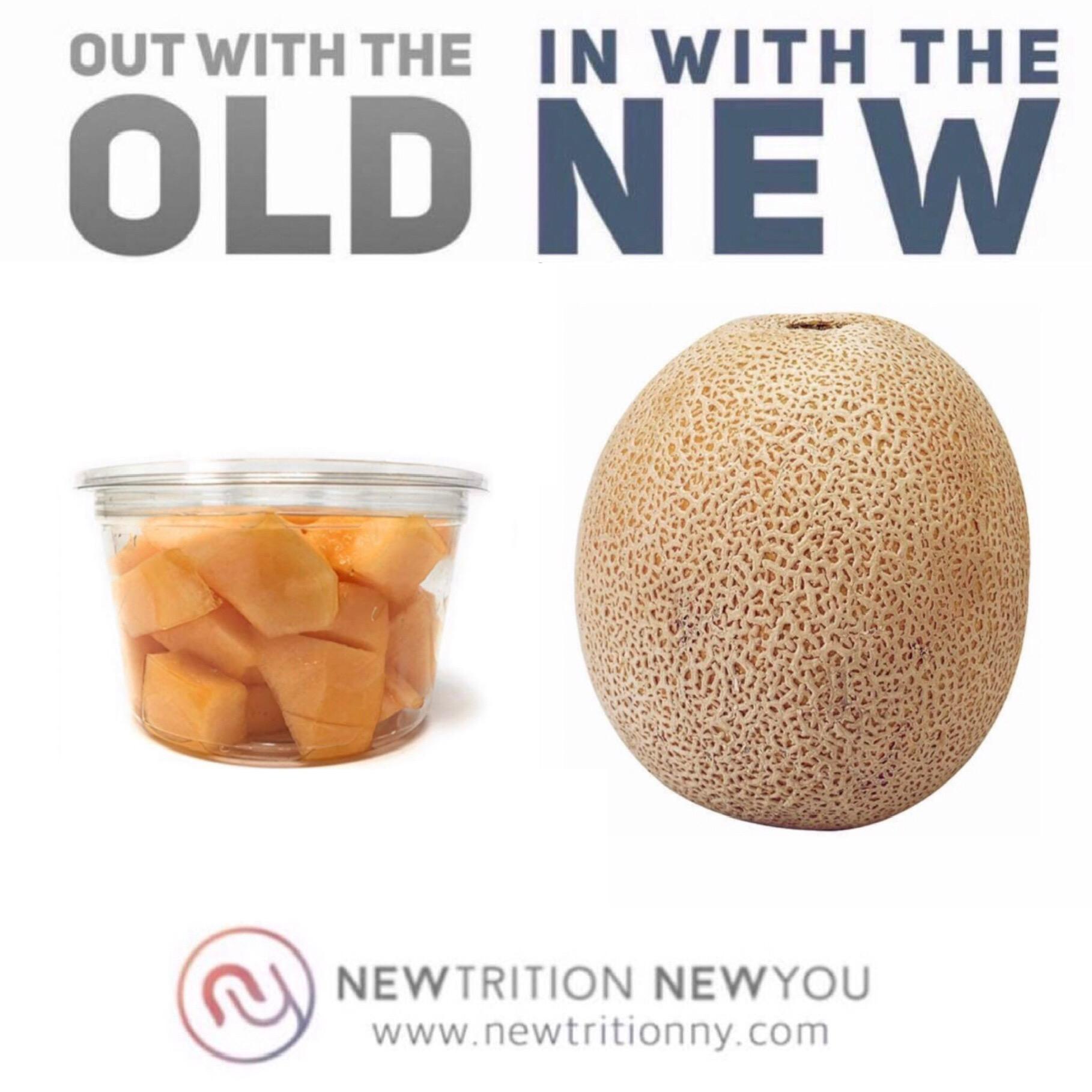 pre-cut fruit clean swap