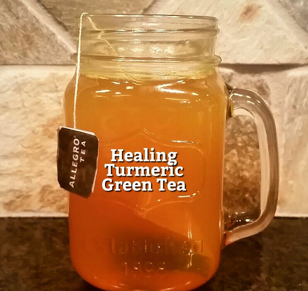 Two Healing Turmeric Green Tea Recipes — Newtrition New You