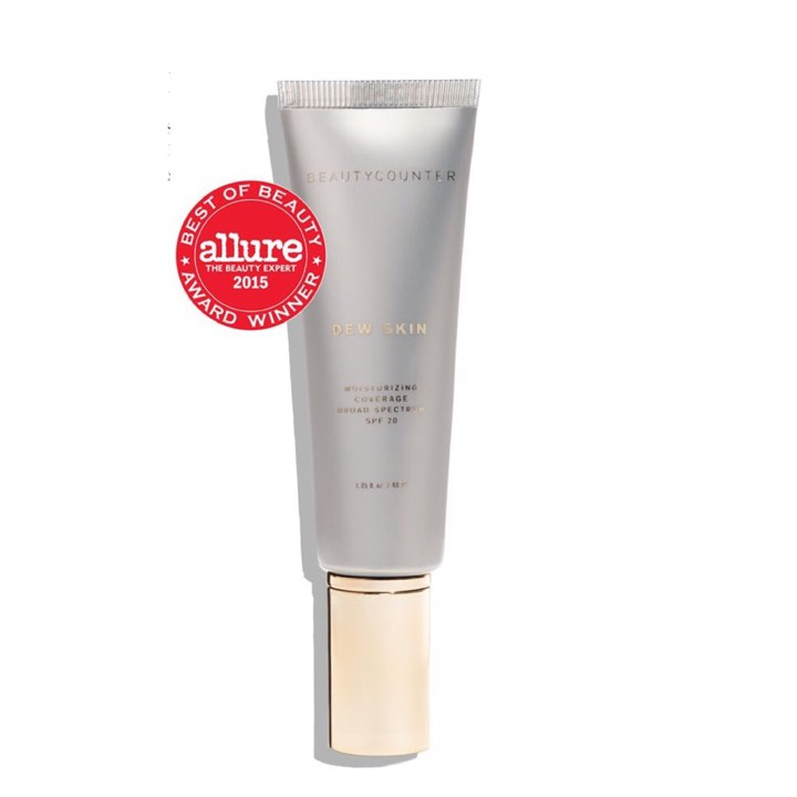 BEAUTYCOUNTER Dew Tinted Moisturizer with SPF 20 -
