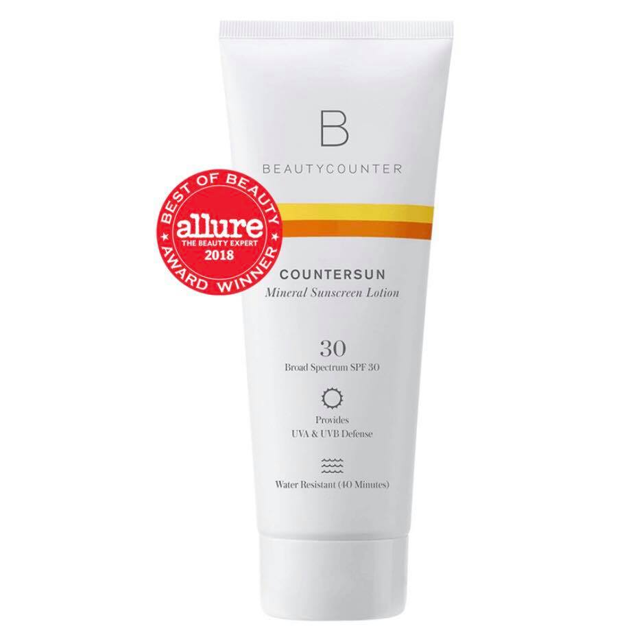 BEAUTYCOUNTER Countersun Mineral Sunscreen Lotion SPF 30 -