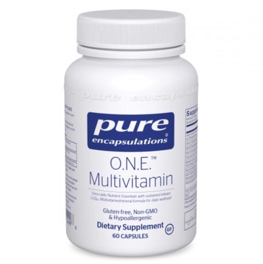PURE ENCAPSULATIONS O.N.E. Multivitamin -