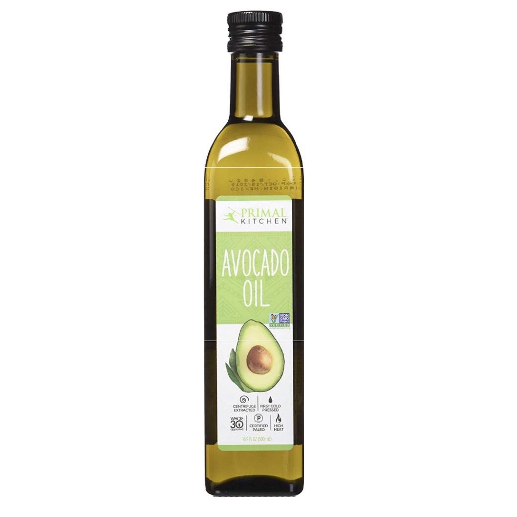 PRIMAL KITCHEN Avocado Oil - Non-GMO, Whole30 Approved, Paleo Friendly and Cold Pressed