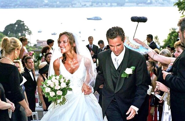 """#FridayFlashback to 16 years ago today, when I married the man of my dreams in the most fairytale setting I could have ever imagined. . With the backdrop of the Mediterranean and surrounded by our dearest friends and family, we exchanged the vows we wrote ourselves. I don't recall everything we said to one another in that brief moment, but one line remains forever burned into my memory: . """"I don't need you; I choose you."""" . In today's world, so many people couple up for the wrong reasons—bc they NEED affirmation, NEED financial security, NEED social status, NEED children, NEED approval from others, or NEED something that the other person represents. . And that is why it's so important to build your own dreams, live your best life, and love yourself fully. . It gives you options. . It allows you to CHOOSE your partner instead of being tied to someone as a result of needing something they have and that you lack. . Here's a thought experiment for you:  Would you be with your partner if you didn't need... or fear? . If the answer is """"no,"""" it's time for you to determine what you fear and overcome it; figure out what you need and get it for yourself. . Life is short. The years fly by. Find your happy. . . . . . #weddinganniversary #sweet16 #fairytalewedding #couplegoals #villaephrussiderothschild #herecomesthebride #weddingoftheyear #happyanniversarytous #weddinggoals #idontneedyouichooseyou #loveyourself #dontsettle #findyourhappy #mindsetcoaching #chateauwedding #beautifullife #fearless #livethelifeyoulove #nofear #livewithoutfear #lifeisshort #dontbedesperate #choosewisely #loveandmarriage #lastingmarriage #secrettolastingmarriage #chooseyourpartner #fbf"""