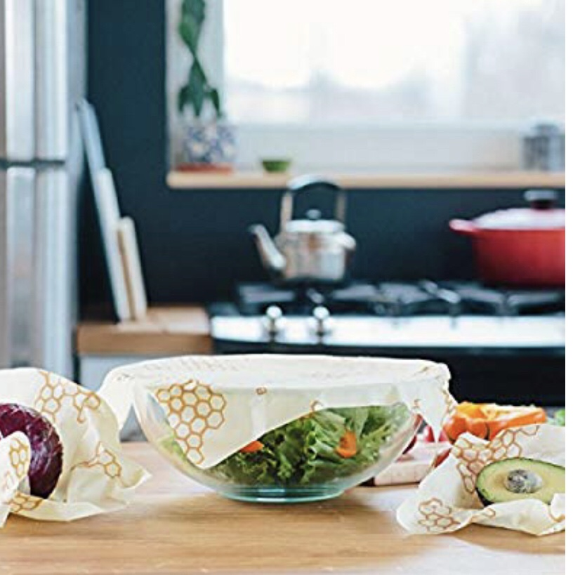 Bee's Wrap Reusable Beeswax Food Wraps