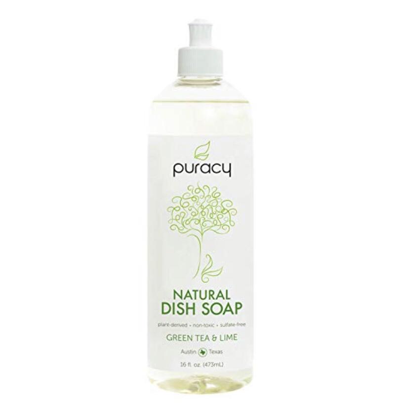 SPINDRIFTNatural Liquid Dish Soap -