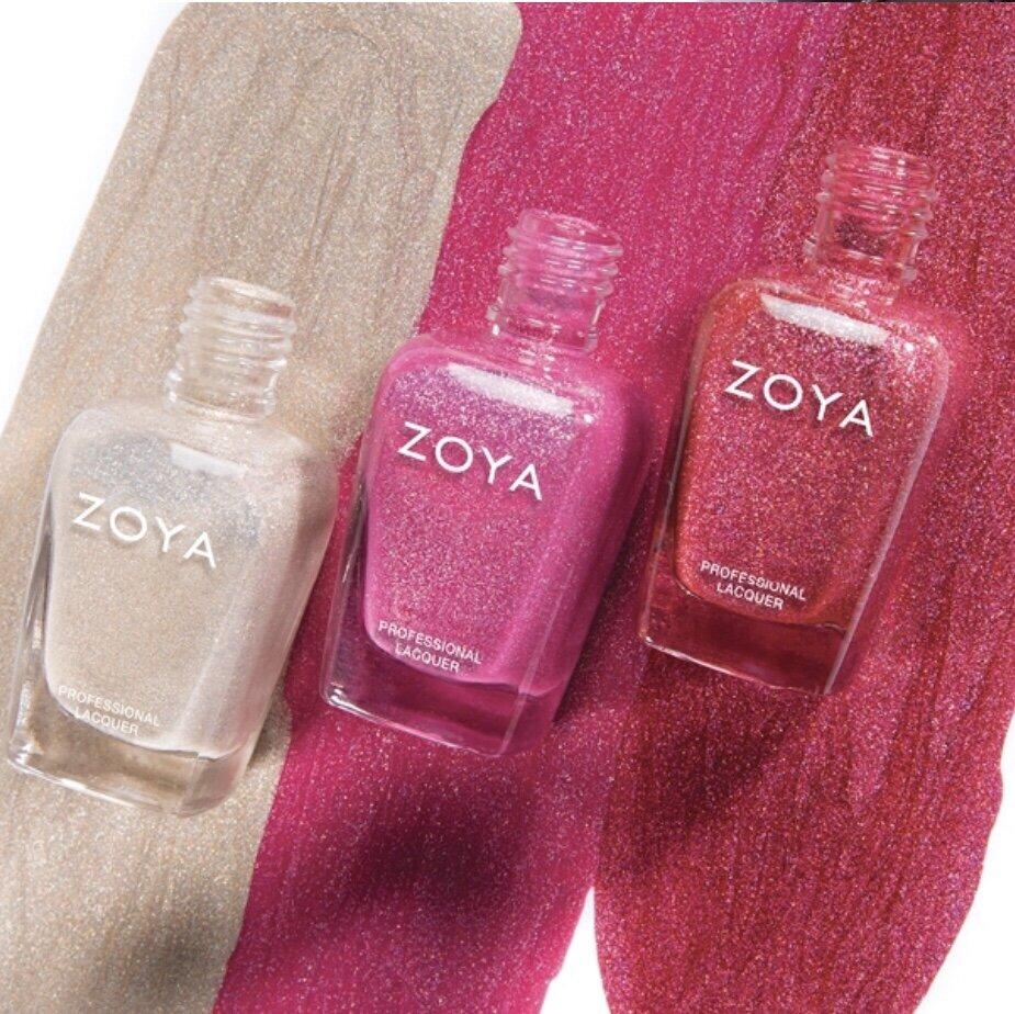 ZOYALong Wearing, Non-Toxic Nail Polish -