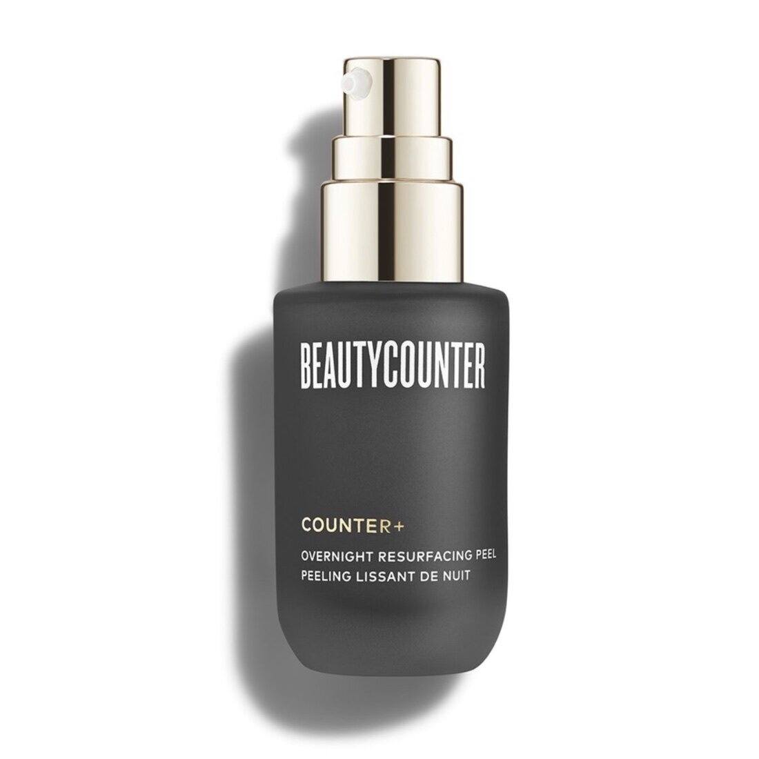 BEAUTYCOUNTER Overnight Rejuvenating Peel - Good morning, glow. Formulated with 15 botanically-derived acids, this leave-on AHA/BHA peel improves skin texture and minimizes the appearance of pores, fine lines, and dark spots without irritation or over-drying. Glycolic, lactic, and malic acids clear away dull surface skin cells, while hyaluronic acid and essential fatty acids soothe and nourish to reveal a brighter, more youthful-looking complexion.This peel is formulated without synthetic fragrances, PEGs, and formaldehyde-based preservatives commonly found in peels.Shop RISK FREE! Return anything with no questions asked within 60 days. You even get return shipping free!SUBSCRIBE to my newsletter and get a $15 Gift Certificate for Beautycounter products.