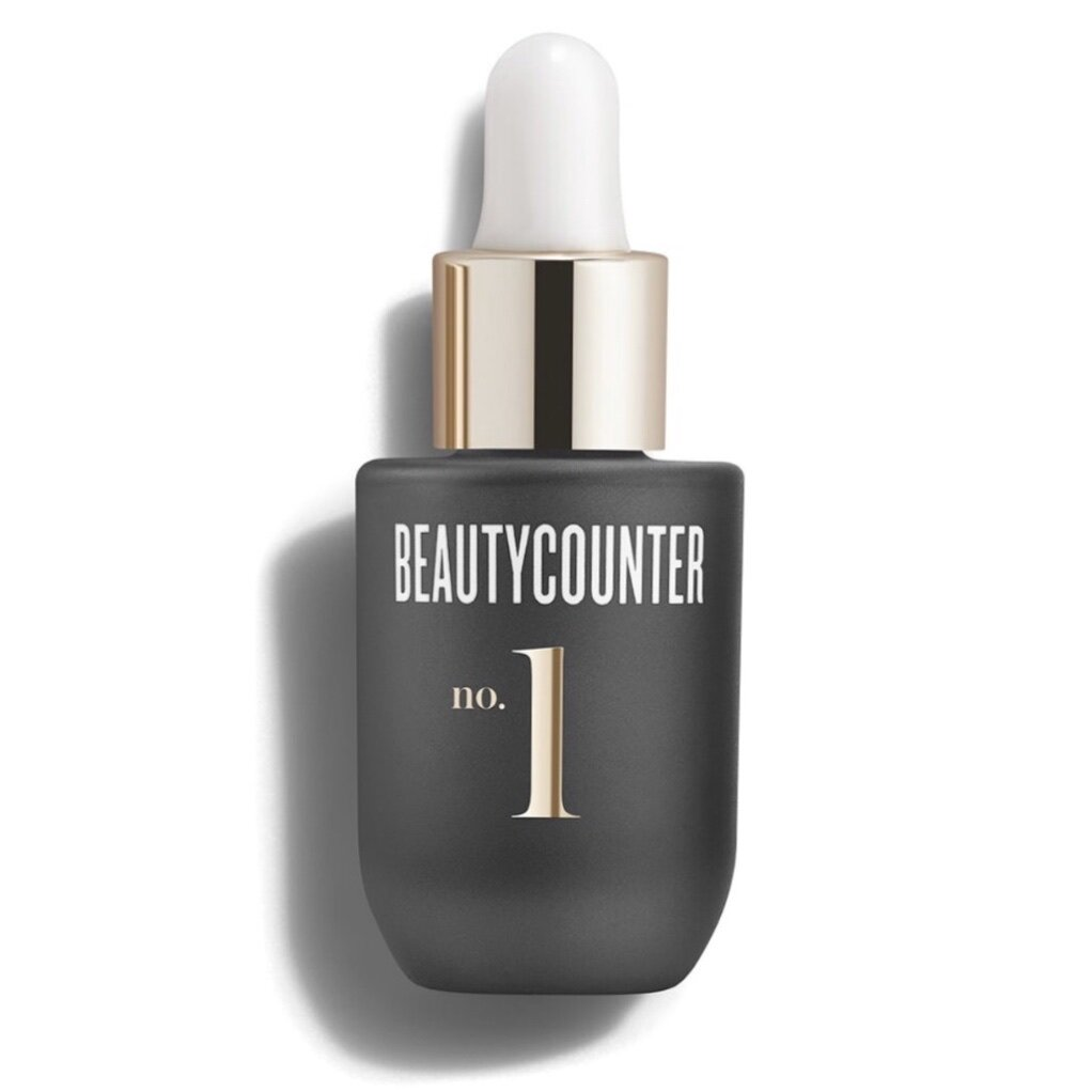 BEAUTYCOUNTER No. 1 Brightening Facial Oil - This citrus-scented facial oil is your daily boost of radiance! It quickly absorbs and penetrates to awaken and replenish skin. Lightweight and silky smooth, it features a proprietary blend of seven natural oils. Allure's Best of Beauty Award Winner!Shop RISK FREE! Return anything with no questions asked within 60 days. You even get return shipping free!SUBSCRIBE to my newsletter and get a $15 Gift Certificate for Beautycounter products.