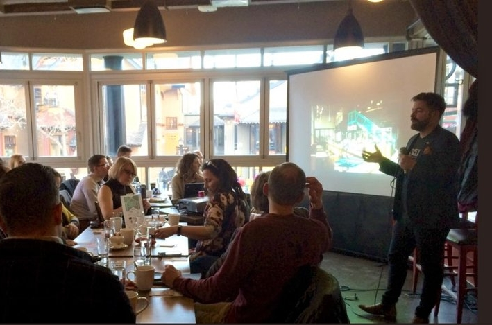 2018: REAP / BE LOCAL  SUSTAINABILITY FOR BREAKFAST