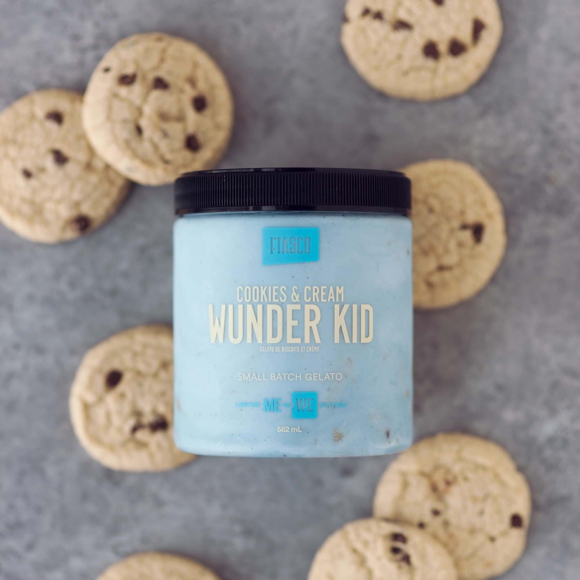 WE Day - WUNDER KID