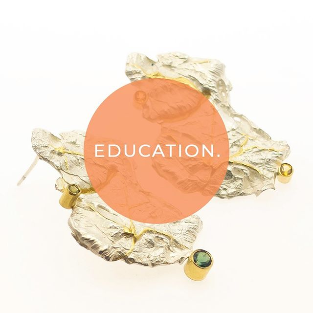 News: Education & Courses. Teaching and education management has been a big part of my work over the last 9 years. Less is more, and next year will be the fourth year of CityLit Fine Jewellery (course code VV414), a course that challenges its learners to find their own unique response to the question 'What is Fine Jewellery?' I will be leading with a team of fantastic tutors. Find out more #linkinbio, DM me, or come and see this year's graduating students at the end of year showcase @67yorkstreet 10th - 14th September. . . @citylitjewellery @citylit #jewellerycourses #whatisfinejewellery
