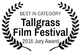 Jury Award - BEST IN CATEGORY - Tallgrass Film Festival.jpg