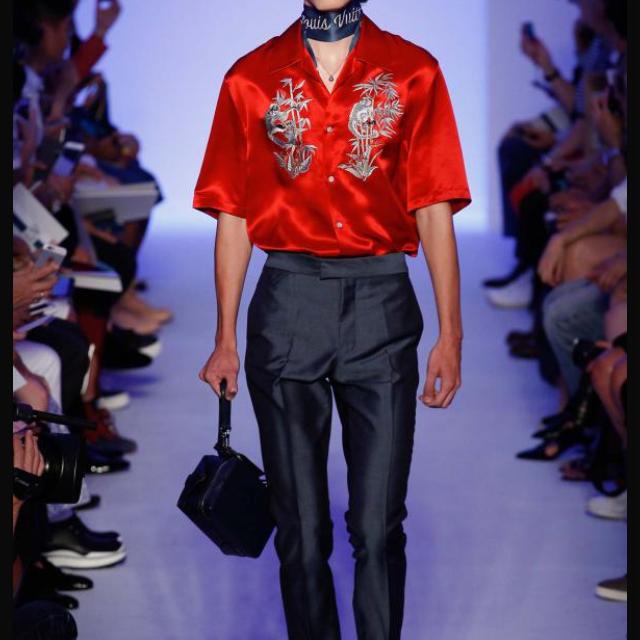 Louis Vuitton S/S 16