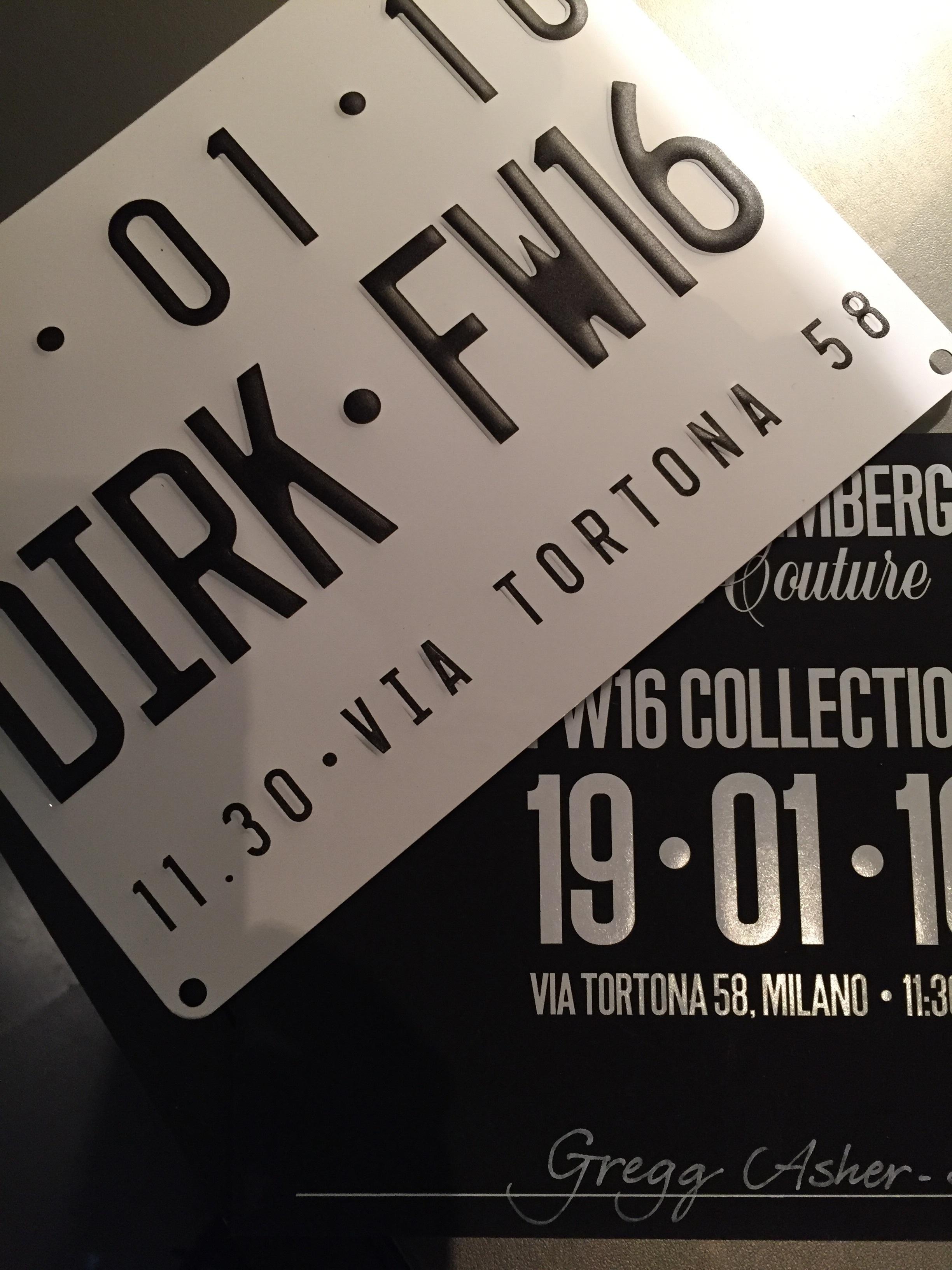 Dirk Bikkemberg a/w 16