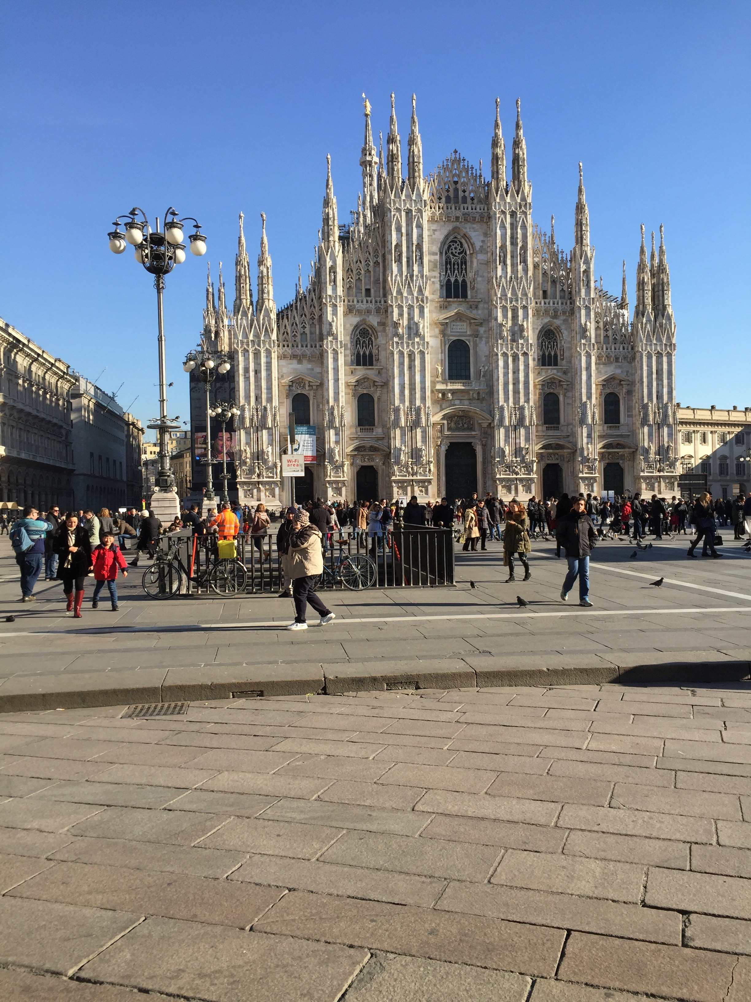 fare well Milano