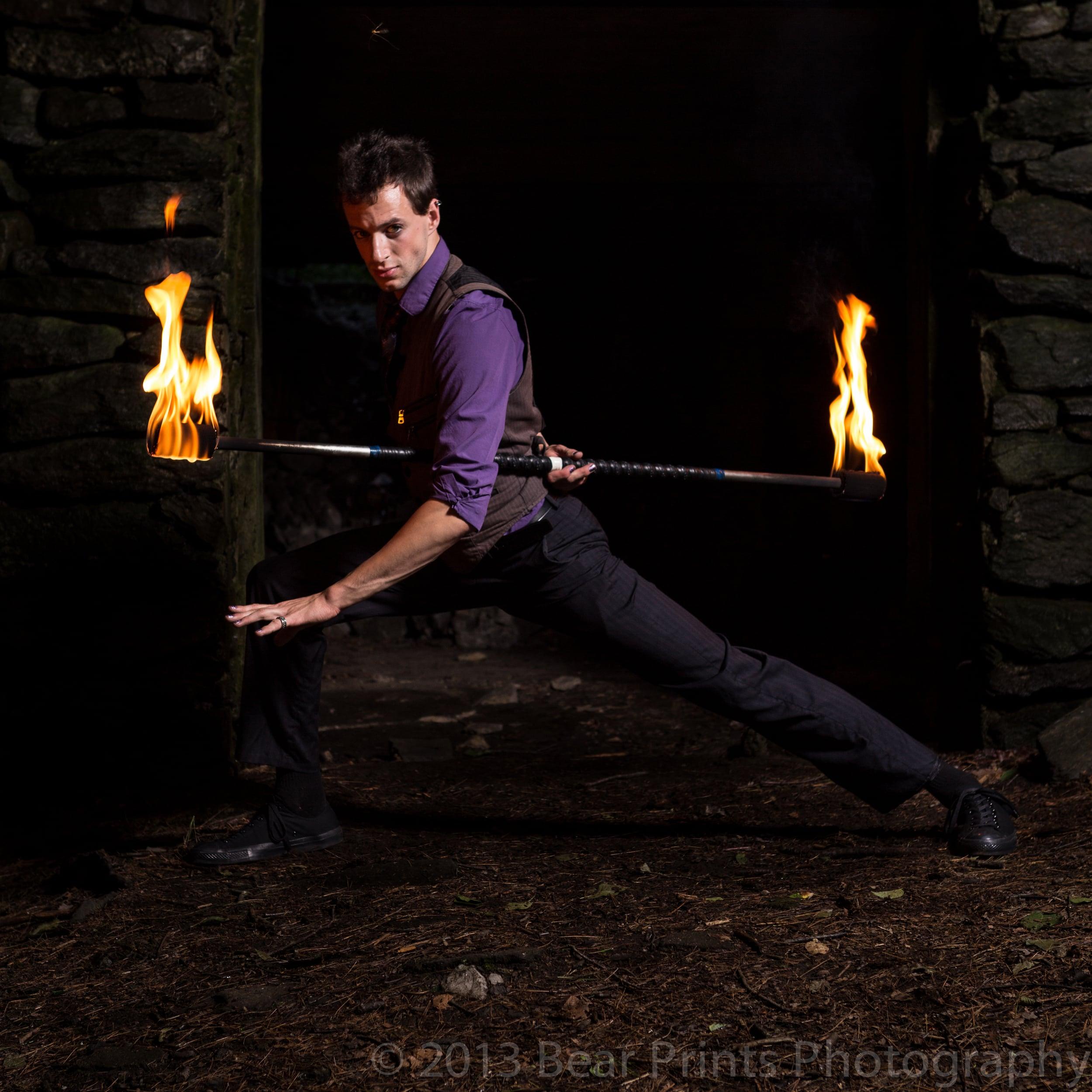 Fire Performance, Staff