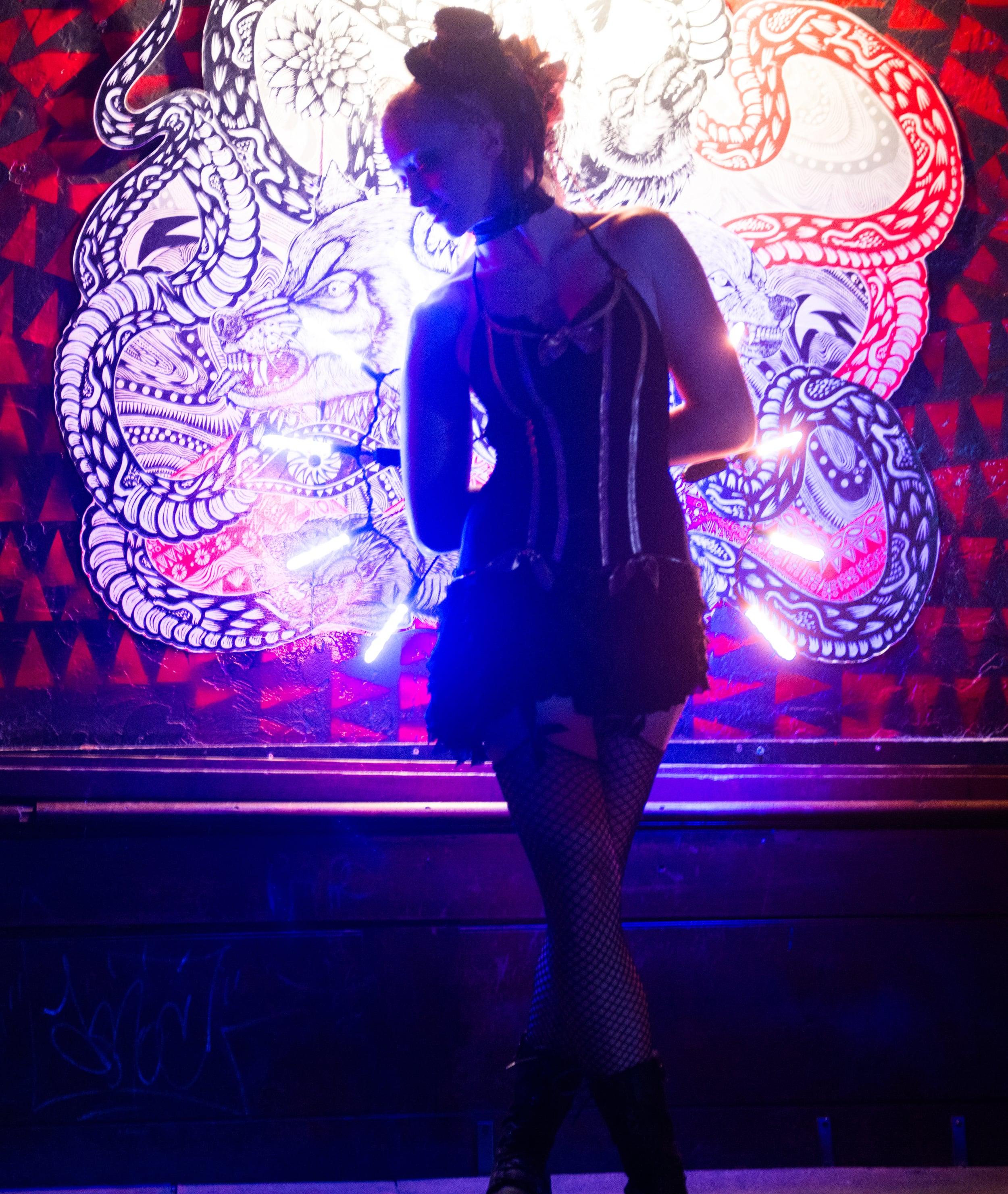 LED Fan Performance