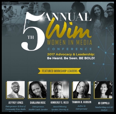 Women In Media Conference, Northern Liberties Philadelphia