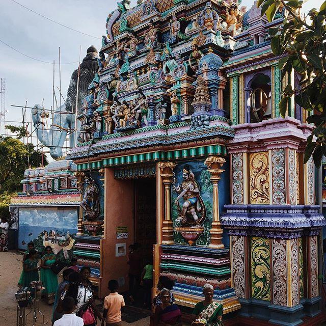 Konesewaram temple #vscocam