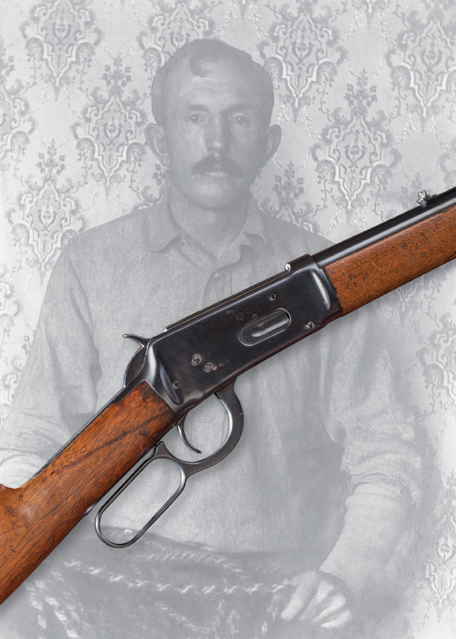 Tom Horn and His Winchester .30-30