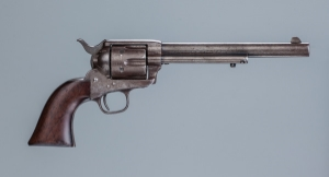 Custer 7th Cavalry Colt Single Action - SOLD $53,100
