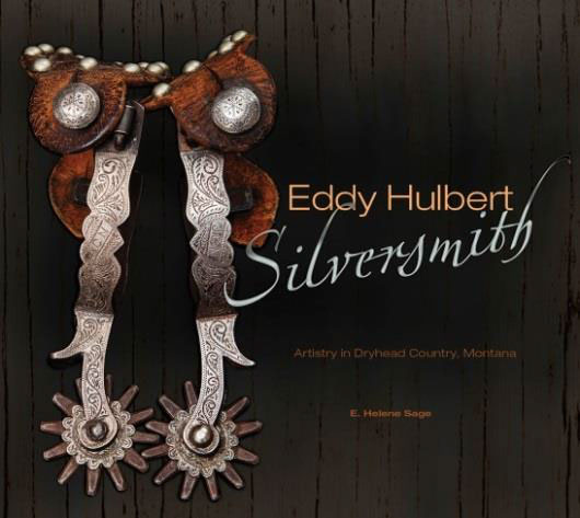 Cover of New Eddy Hulbert Book by Helene Sage