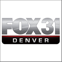 FOX 31 News, Denver June 21, 2013   Lone Ranger Costume