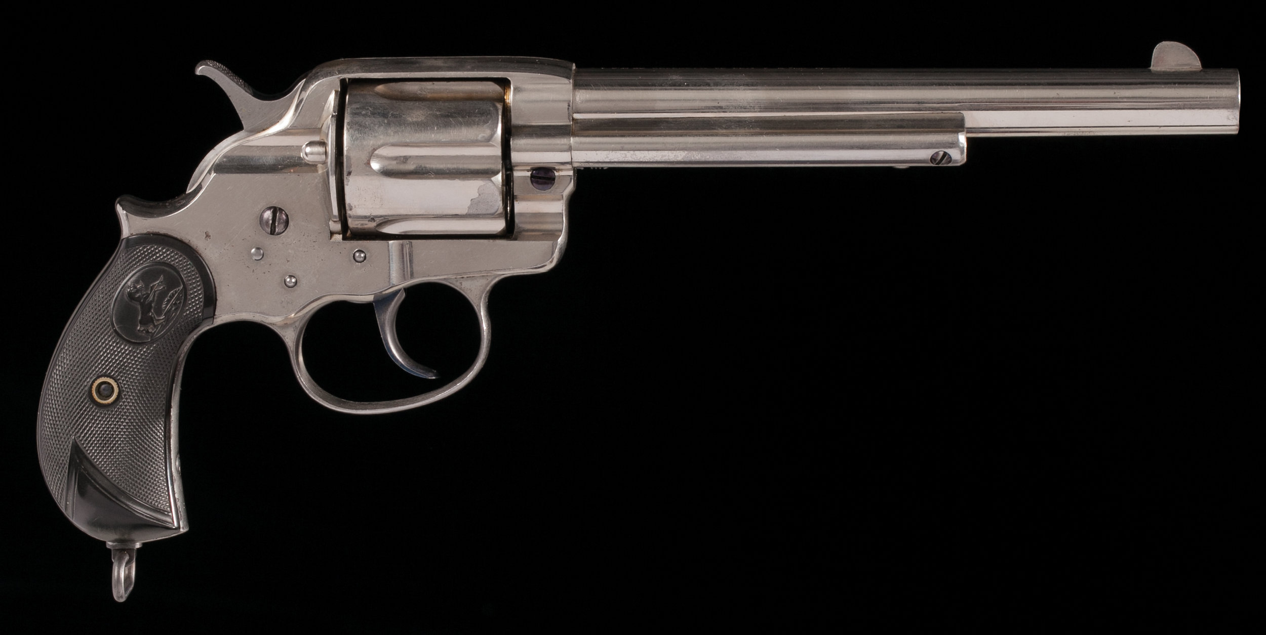 Lot 396: Colt 1878 Double Action Revolver.   Brian Lebel's Mesa Auction - January 21, 2017     Sold $4,425