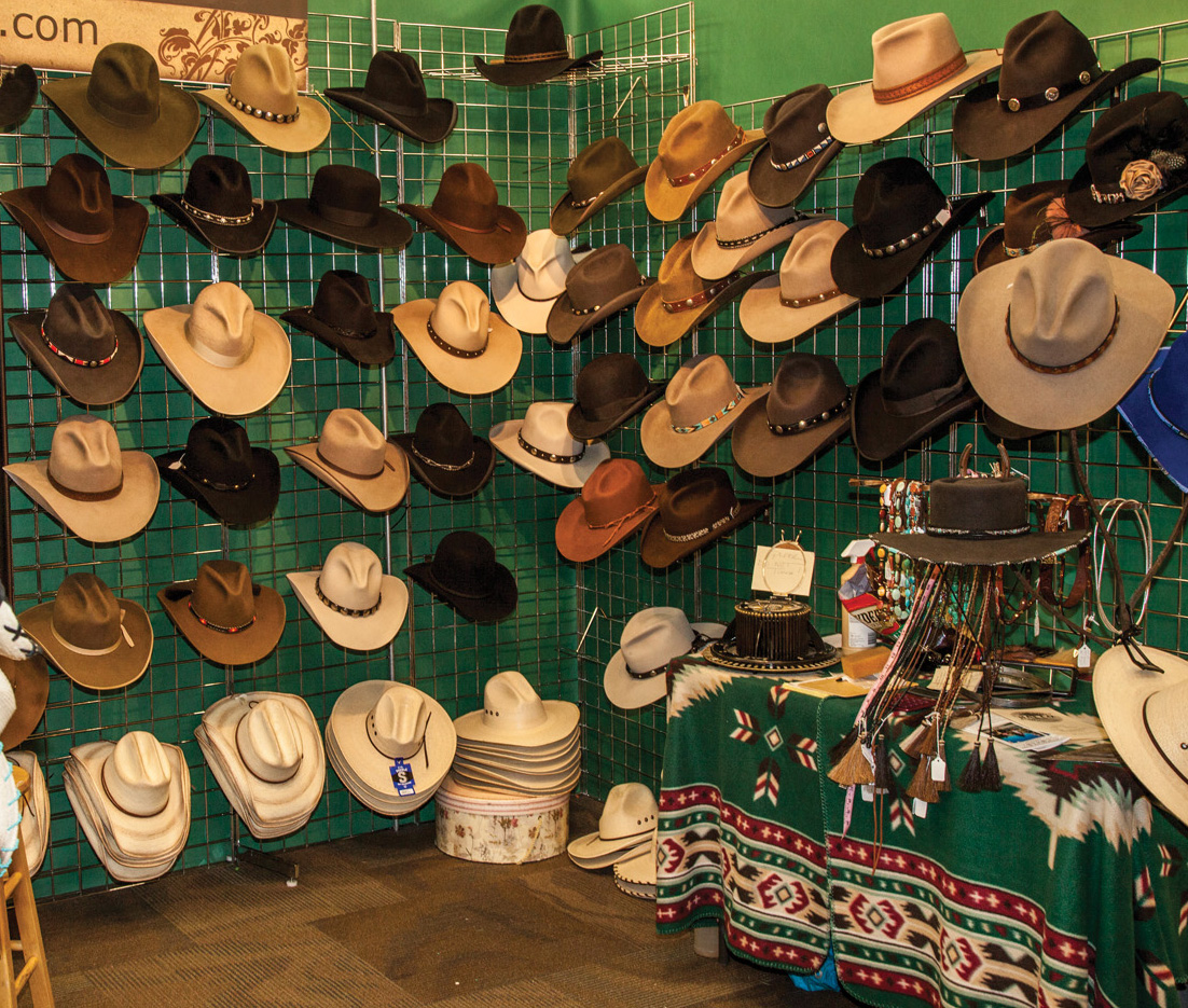 Where to hang your hat for the night...