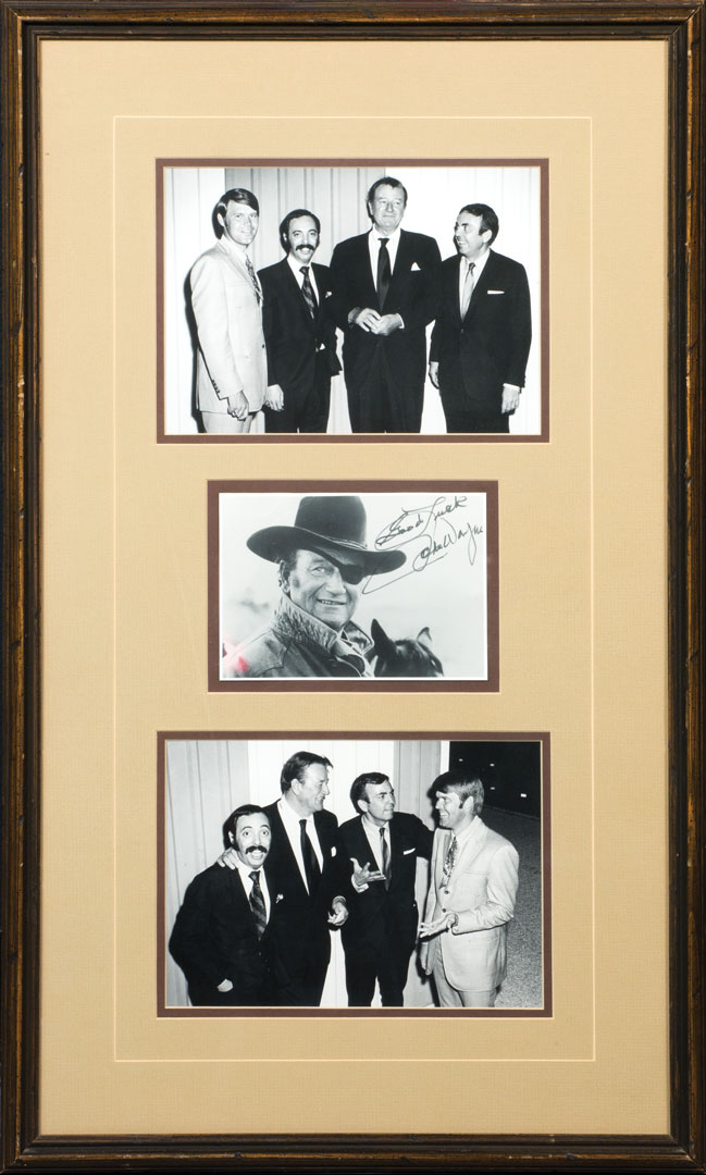 Snuff John Wayne and Friends
