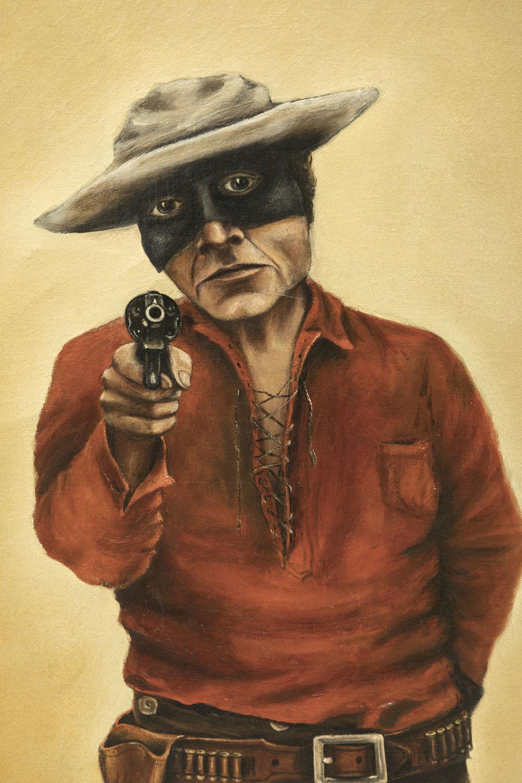 """Hands Up!"" Pinkerton Detective Agency - Lot 635"