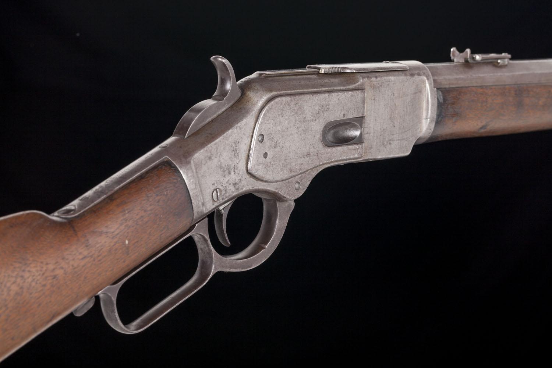 Rose of Cimarron/Bitter Creek Rifle - Lot 636