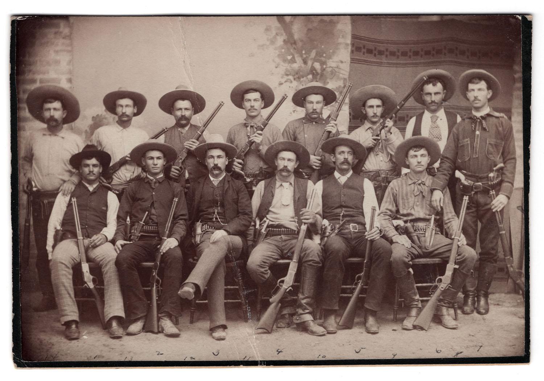 Texas Rangers Cabinet Card - Lot 190