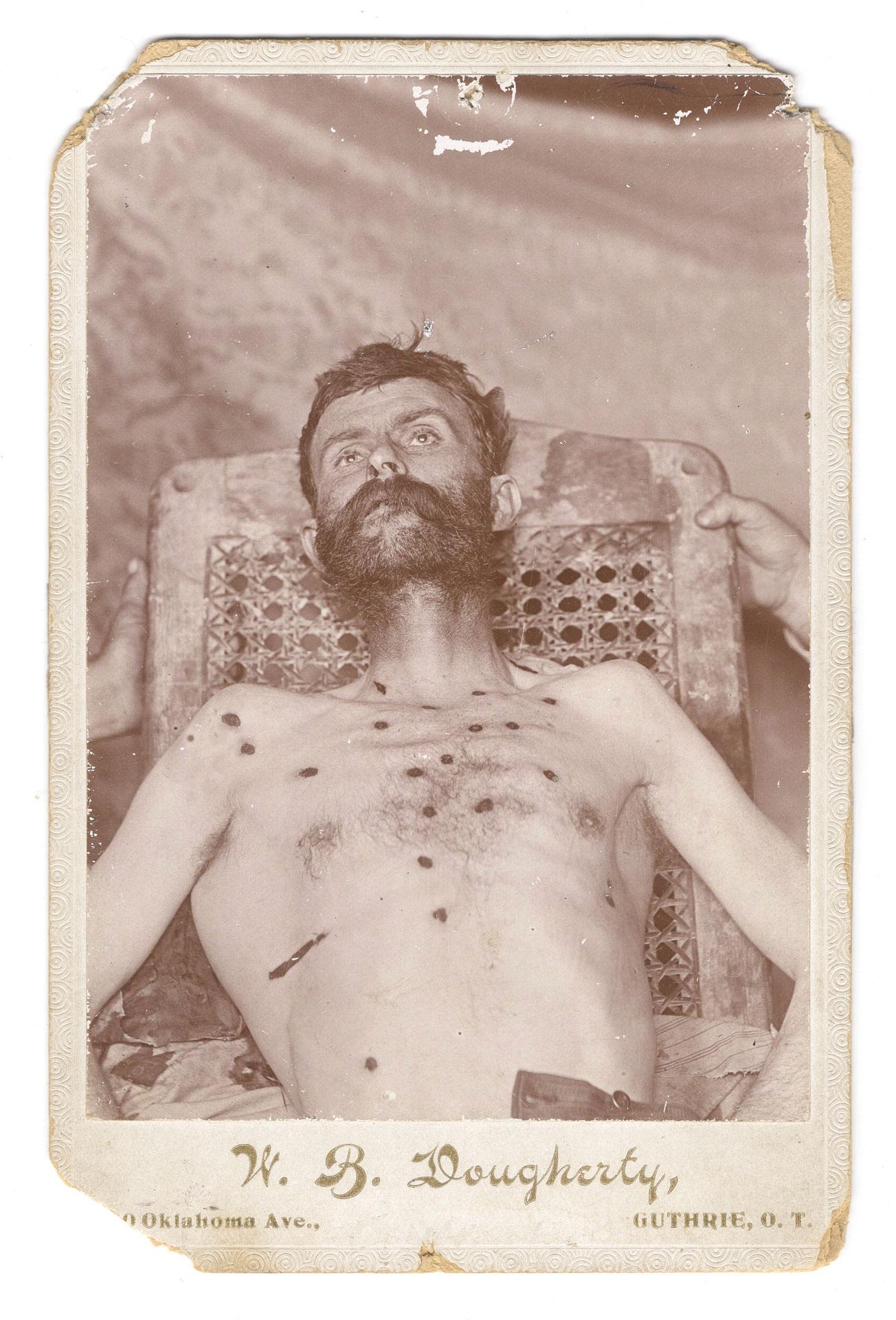 Bill Doolin in Death - Lot 263
