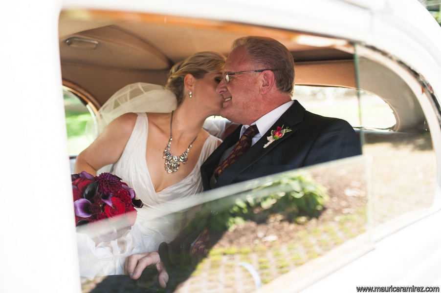 The Canfield Casino Colorful/ Whimsy Autumn Wedding