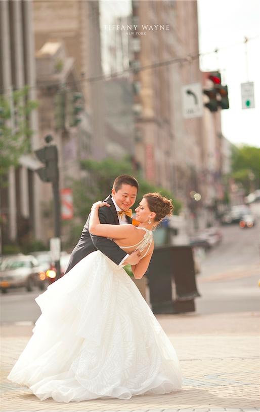 State Street Seamless/ Warm Summer Wedding